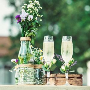 Prosecco Garden Prosecco Glasses